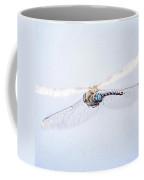 Aeshna Juncea - Common Hawker In Coffee Mug by John Edwards