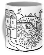 Aesop: Cock & Gem Coffee Mug