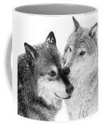 Affection Of Wolves Coffee Mug
