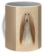 Afghan Hound Coffee Mug