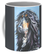 Afghan Portrait Coffee Mug