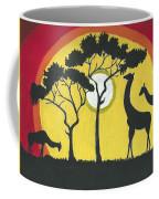 Africa#1 Coffee Mug
