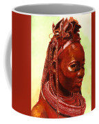 African Beauty Coffee Mug