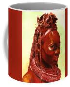 African Beauty Coffee Mug