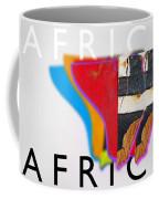 African Coffee Mug
