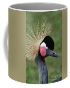 African Crowned Crane #7 Coffee Mug