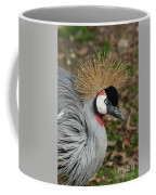 African Crowned Crane #8 Coffee Mug