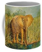 African Elephant Coffee Mug