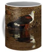 African Fish Eagle Coffee Mug