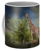 African Giraffe Coffee Mug
