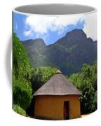 African Hut South Africa Coffee Mug