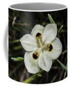 African Iris Coffee Mug