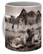 African Life Coffee Mug