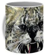 African Serval Coffee Mug