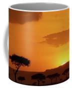 African Sunrise Coffee Mug