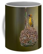 Weaver Nest Coffee Mug