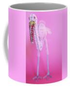 African Wire Flamingo Coffee Mug