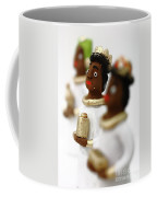 African Wise Men Coffee Mug by Gaspar Avila