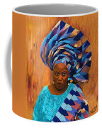 African Woman 5 Coffee Mug