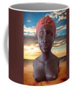 African Woman Coffee Mug