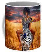 Afrikkan Princess  Coffee Mug
