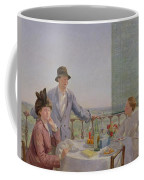 After Lunch Coffee Mug by Gerard Chowne
