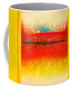 After Rothko 8 Coffee Mug
