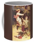 After School Coffee Mug by Frederick Morgan