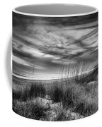 After Sunset In B And W Coffee Mug