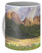 After The Monsoon Organ Mountains Coffee Mug