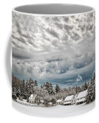 After The Snow Storm Coffee Mug