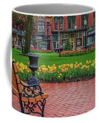 After The Spring Rain Coffee Mug