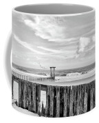 After The Storm Black And White Coffee Mug