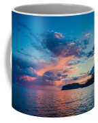 Afterglow On The Lakeshore Coffee Mug