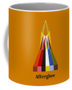 Afterglow Text Coffee Mug