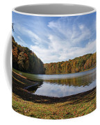 Afternoon At The Lake Coffee Mug by Sandy Keeton