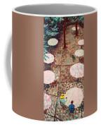Afternoon Coffee In New York City Coffee Mug