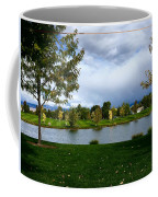Afternoon In The Park Coffee Mug