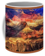 Afternoon Light At Mather Point, Grand Canyon Coffee Mug