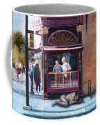 Afternoon On Ithaca Commons Coffee Mug