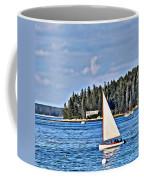 Afternoon Sail Coffee Mug