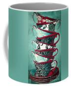 Afternoon Tea Aqua Coffee Mug