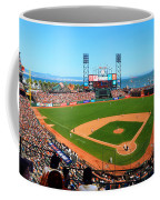 Afternoon Watching The Giants Coffee Mug