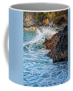 Against The Rocks Coffee Mug