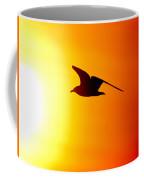 Against The Sun Coffee Mug