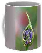Agapanthus Bud Coffee Mug