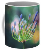 Agapanthus Dawn Coffee Mug