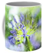 Agapanthus Perfection Coffee Mug