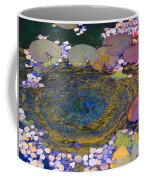 Agape Gardens Autumn Waterfeature Coffee Mug