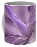 Agave Attenuata Abstract 2 Coffee Mug
